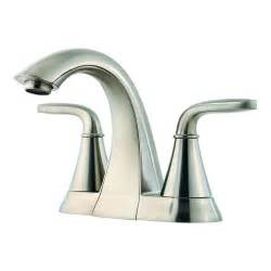 Pfister Bathroom Faucet by Pfister Bath Bathroom Sink Centerset Water Faucet Double