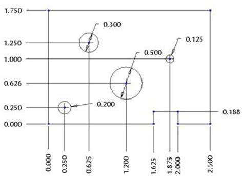 creo drawing pattern dimensions آموزش ptc creo pro engineer طراحی مدرن آموزش ptc creo