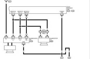 suggestion wiring diagram for 07 sl bose audio my6thgen org maxima forum