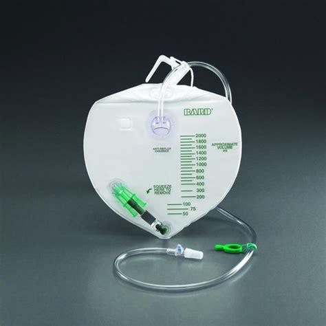 Sale Urine Bag Gea 1 bard urine drainage bag with anti reflux chamber bedside