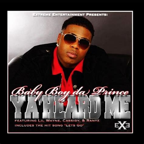 Baby Boy Da Prince Speaks On Umrg Mobile Marketing Initiative by Baby Boy Da Prince Cd Covers