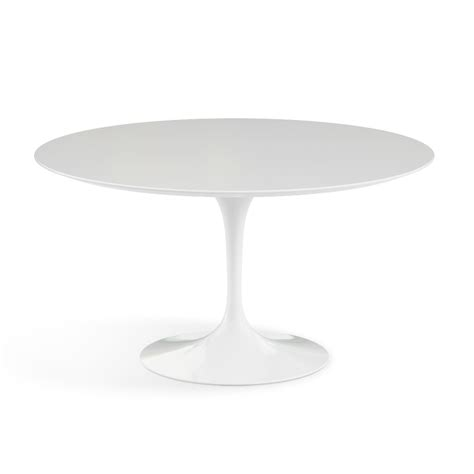 Large Early 60 Quot Eero Saarinen Tulip Table Image Gallery Knoll Saarinen Table
