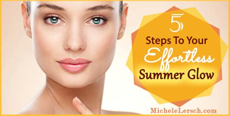 Make Up Tips For Summer by Summer Makeup Tips 5 Steps To An Effortless Summer Glow