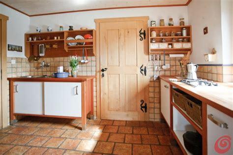 cucine casa cucina rustica in una casa di montagna casa e trend