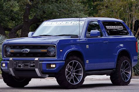 ford bronco 2020 photos 2020 ford bronco preview cars2018
