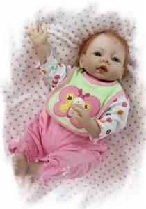 Realistic vinyl silicone reborn doll baby gloria lifelike baby girl