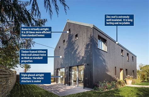 eco home design uk berkshire home is most eco friendly house to come on the