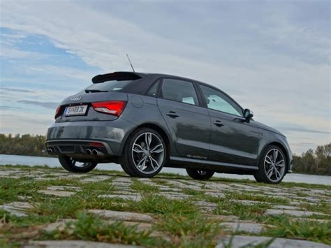 Audi S1 Motor by Audi S1 Sportback Quattro Testbericht Auto Motor At