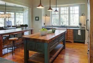 Kitchen Island Farm Table by Farmhouse Kitchen Island Farmhouse Table Style Kitchen
