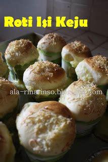 Keju Vire dapurnya rina rinso roti isi keju dan roti isi creamcheese