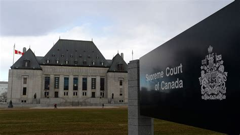 Canadian Court Search Supreme Court Strikes Mandatory Minimum Sentences For Gun Crimes Toronto