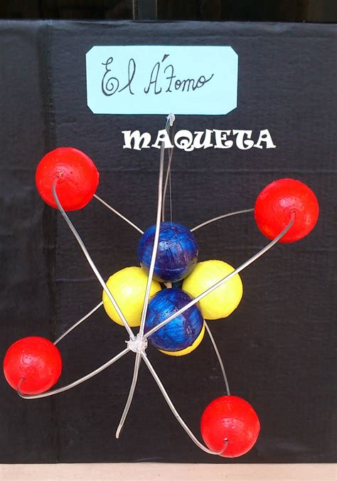 como construir una maqueta de un atomo de aluminio maqueta del 193 tomo f 193 cil de hacer atom modelo para fazer