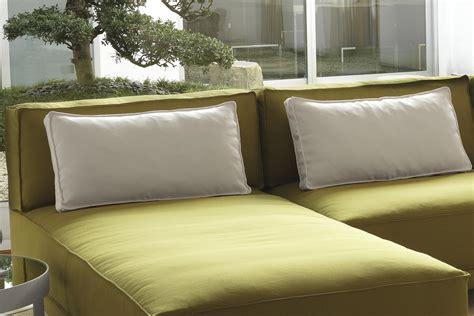 cuscini di piuma cuscini di schienale per divano in piuma dennis
