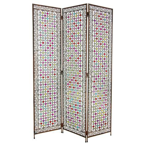 beaded room dividers 5 1 2 ft fleur de lis beaded monarchy divider