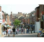 Cheshire Photography  Congleton Town Center