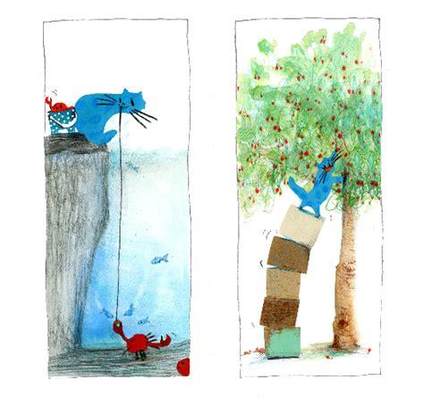 libro gato rojo gato azul so 241 ando cuentos gato rojo gato azul