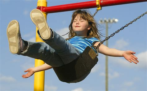 children swinging happier but still unfair new child support formula case