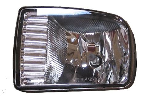 lincoln ls fog light driving l lens at auto parts
