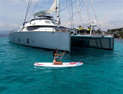 catamaran charter nice yacht charters cuneo marine 31 m 2011 nice france