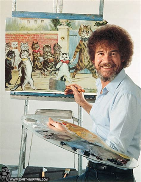 bob ross painting pbs the of painting bob ross part 1 of 2