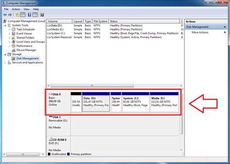 Ganti Disk cara mengganti drive latter disk pada windows spesialis
