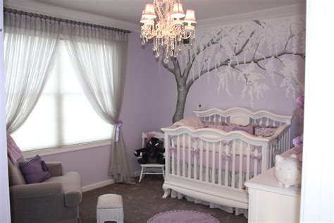 Wall Sticker Art Decor sparkly cherry blossom nursery project nursery