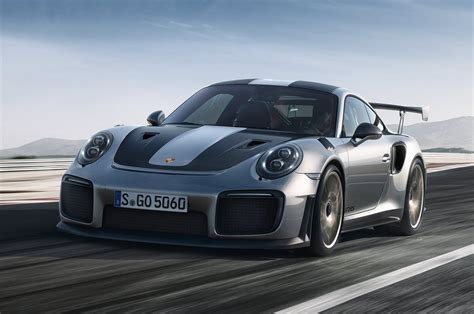 porsche 911 gt2 rs revealed as most powerful 911