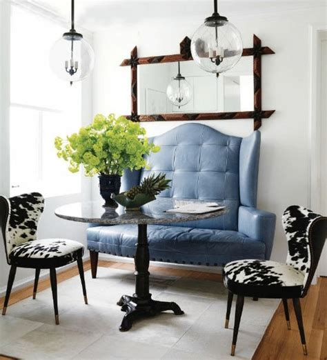 blue banquette i ve got the blues 171 covet living