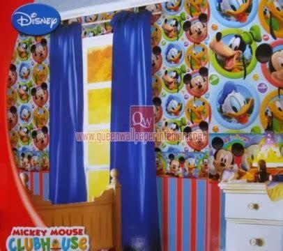 harga wallpaper untuk anak jual aneka wallpaper dinding ruang kamar murah jasa pasang