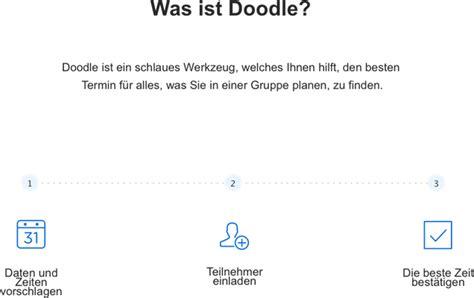 doodle umfrage starten zwei umfrage beispiele daf 252 r k 246 nnen sie doodle verwenden