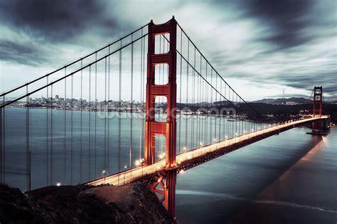 Luxury Golden Gate Bridge Wallpaper