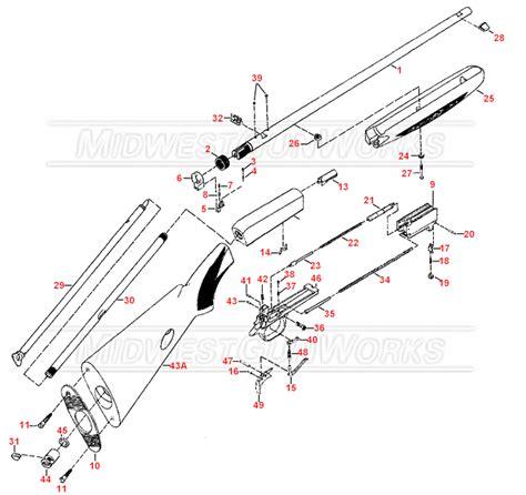 browning auto 5 shotgun parts diagram browning free