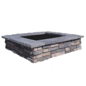 60 In Random Limestone Square Concrete Planter Rlssp Concrete Planters Home Depot