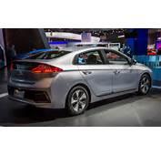 2017 Hyundai Ioniq Release Date Specs Price