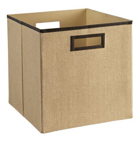 Closetmaid Fabric Bins closetmaid decorative storage fabric bin ebay