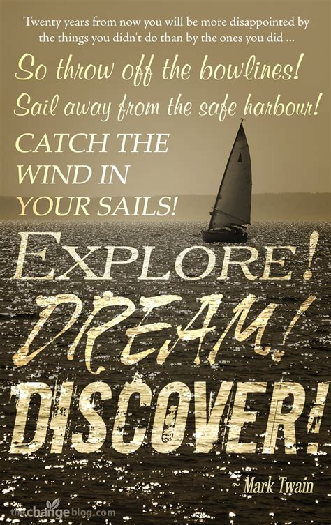 sailing boat dream meaning sail away from the safe harbor stream of conciseness eng