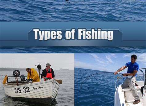 boat types of fishing types of fishing did you know boats