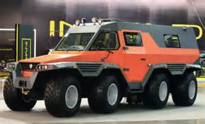 8 Wheel Truck This Truck Has 8 Wheel Drive And 8 Wheel Steering Because