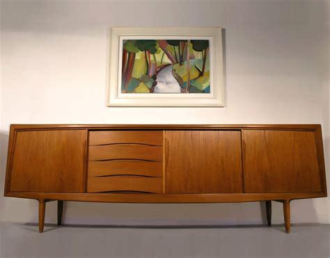 Livingroom Storage Gunni Omann Danish Teak Sideboard For Axel Christensen