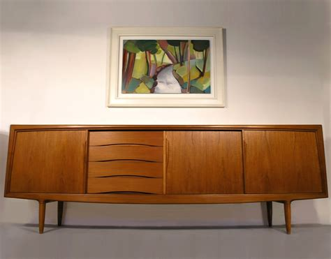 Home Interior Colour Gunni Omann Danish Teak Sideboard For Axel Christensen