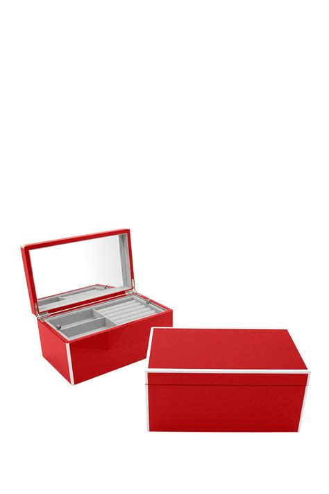 cherry lacquer jewelry box nordstrom rack