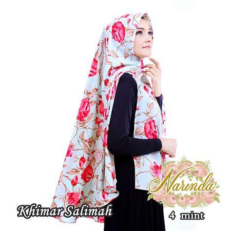 Jilbab Instan By Salimah jilbab khimar salimah by narinda jilbabbranded biz jual