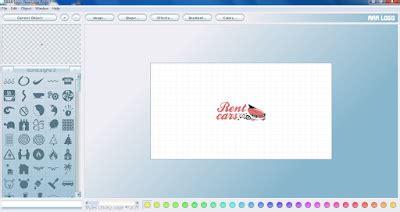membuat watermark unik cara membuat logo mudah menggunakan aaa logo njo ngeblog