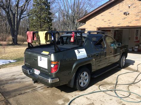 Honda Ridgeline Ladder Rack by Ladder Rack Situation In Need Of Smarty Ideas Page 2