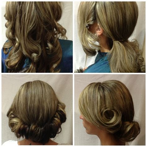 step by step by christine frank do it yourself updos