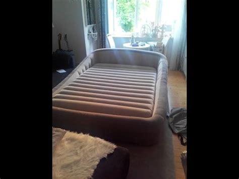 Intex Comfort Frame Bed Luftbett Intex Comfort Frame Size