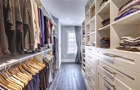 walkin closet space solutions the custom master bedroom walk in closet