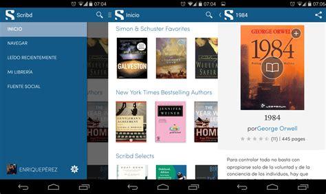 aplicacion para leer libros pdf android las mejores aplicaciones para leer libros en android