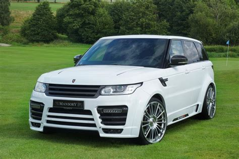 range rover sport speed 2014 land rover range rover sport by mansory review top