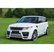 2014 Land Rover Range Sport By Mansory  Top Speed